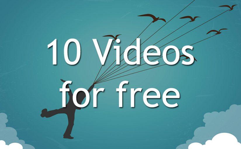 10 обновленных уроков из первого курса бесплатно!