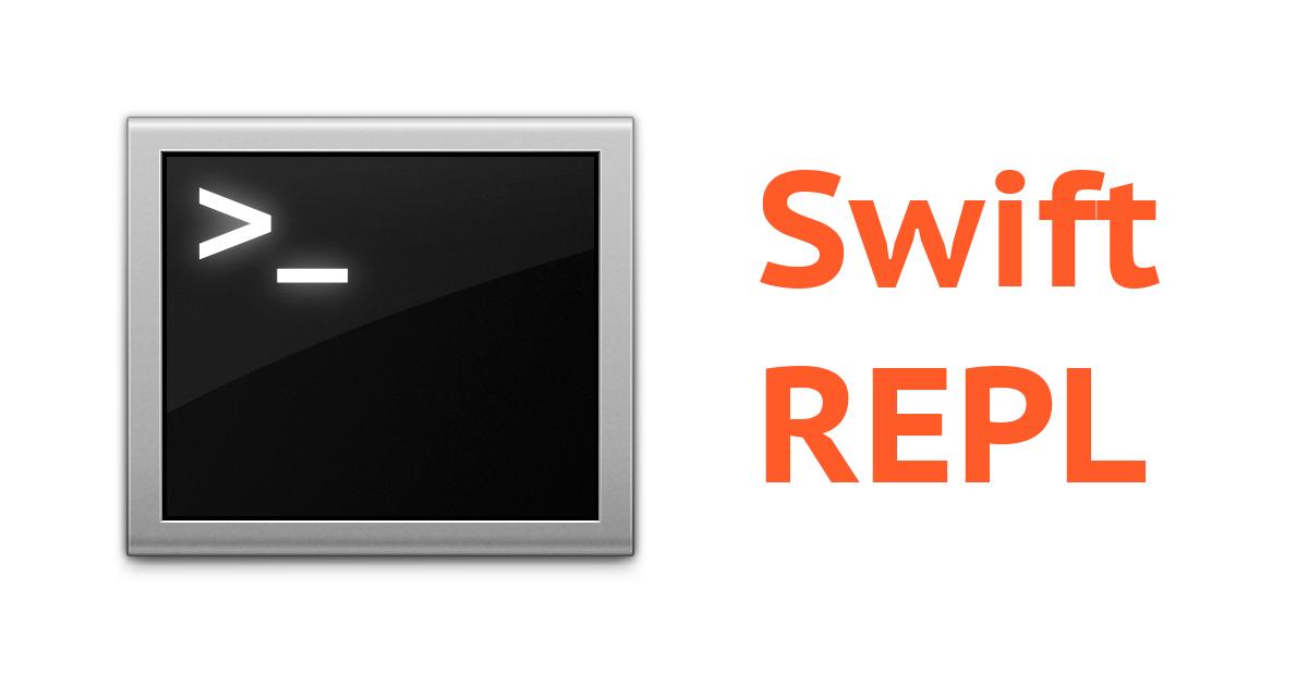 Swift REPL