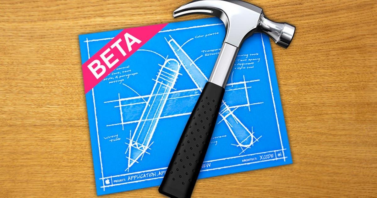Xcode 6 Beta